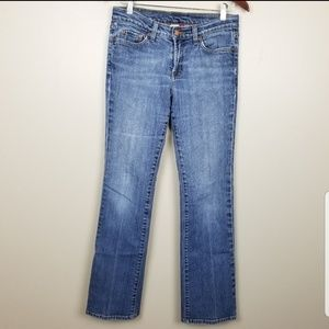 Lucky Brand Straight Leg Jeans  size 27